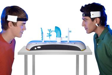 Сражение с помощью нейро-интерфейсов