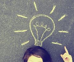 Упражнения на развитие креативного мышления