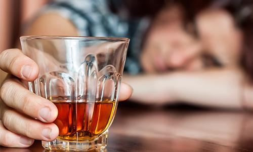 Алкоголь и память