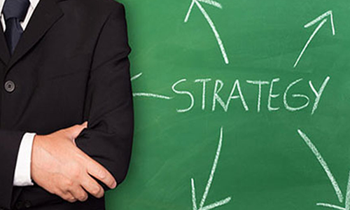 Стратегия – это правильно использованное логическое осознание по отношению к нашим желаниям и чувствам.