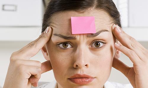 Упражнения на концентрацию и устойчивость внимания