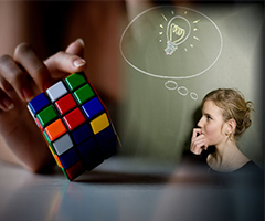 Творческое мышление - особенности, черты и характеристики