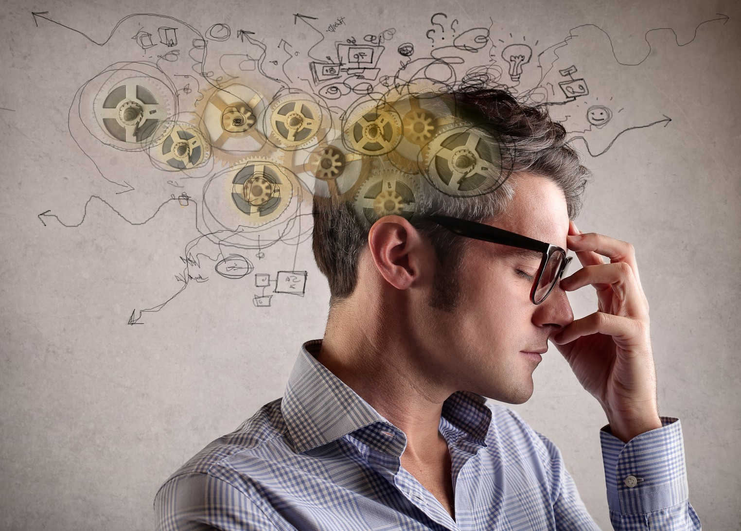 Развитие концентрации внимания