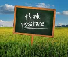 думать позитивно мини
