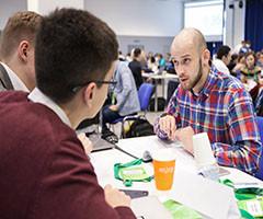 Хакатон Идей: студенты ВУЗов и представители бизнеса на одной площадке